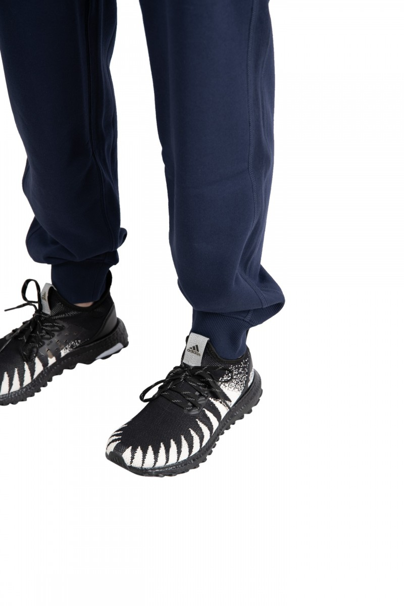 Navy track pant 166