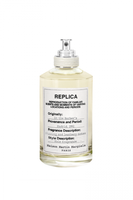 Replica EAU DE TOILETTE BARBER SHOP. 100ml
