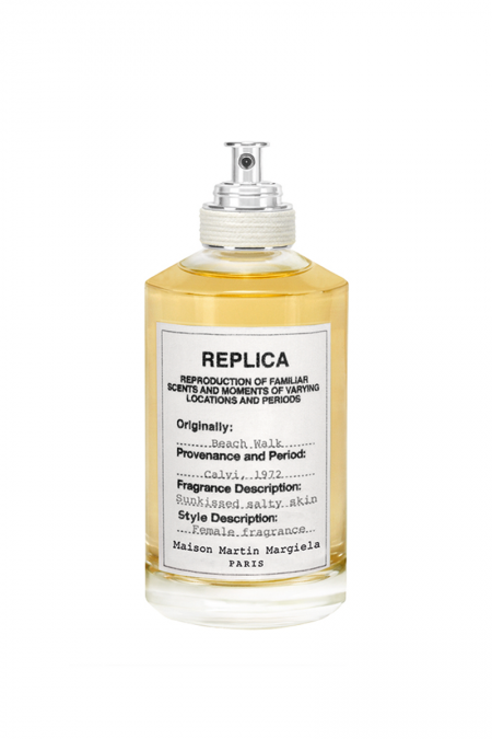 Replica EAU DE TOILETTE BEACH WALK. 100ml