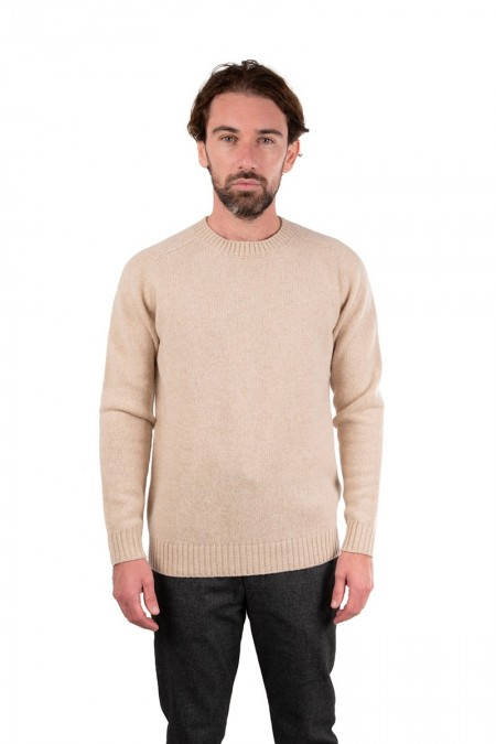 Beige Nathan 6212 pull