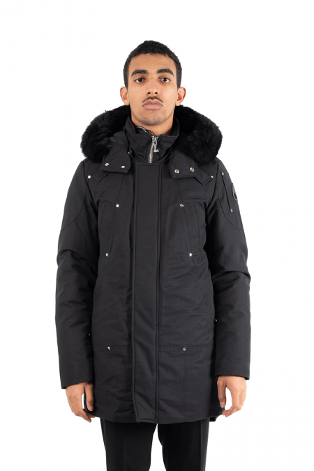 Stirlinng Parka Black