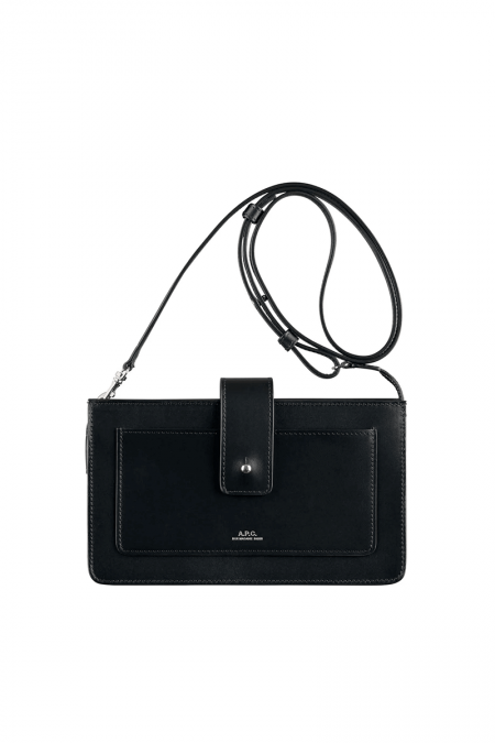 Black clutch albane