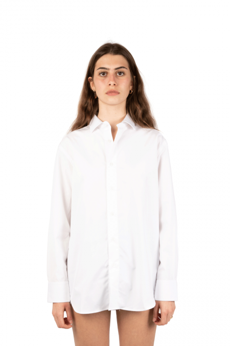 Chemise ole blanche