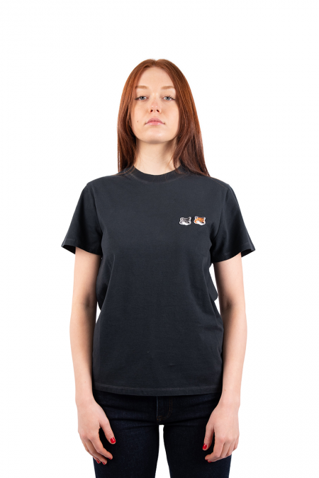 Anthracite t-shirt double...