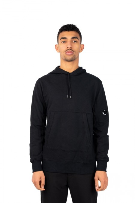 Hooded patch noir