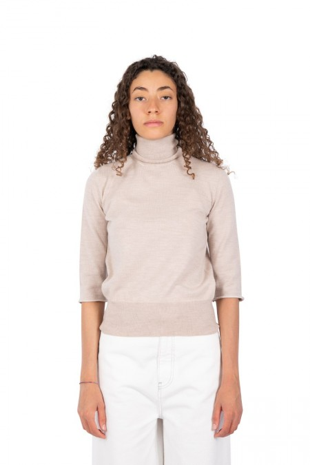 Pull-over beige