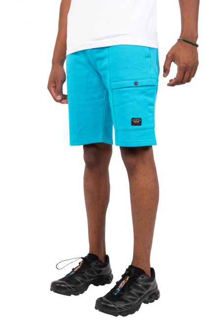 Turquoise logo patch cargo...
