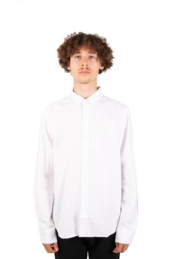 Chemise mini tigre blanc