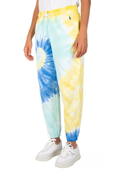 Jogpant tie and dye