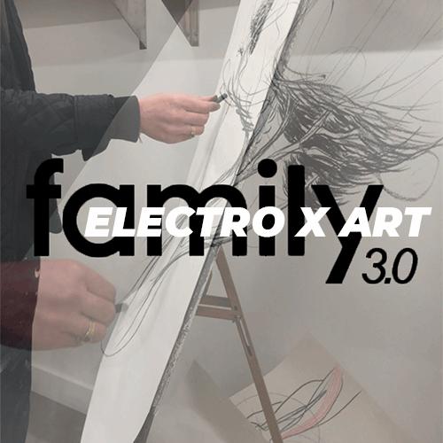 Electro Arts x Family3.0