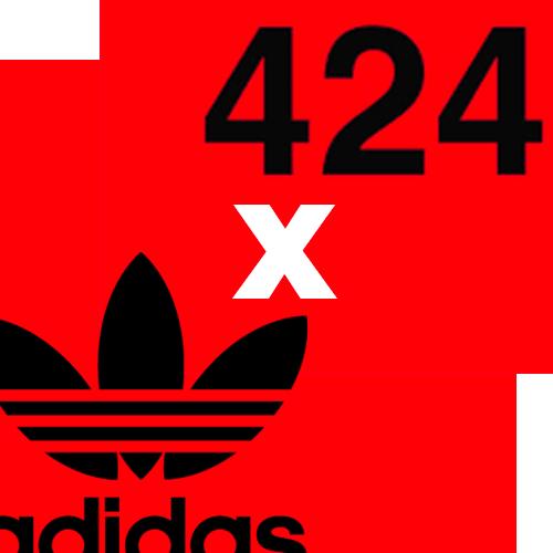 424 X ADIDAS