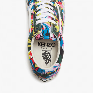 Kenzi sign a new collaboration with Vans